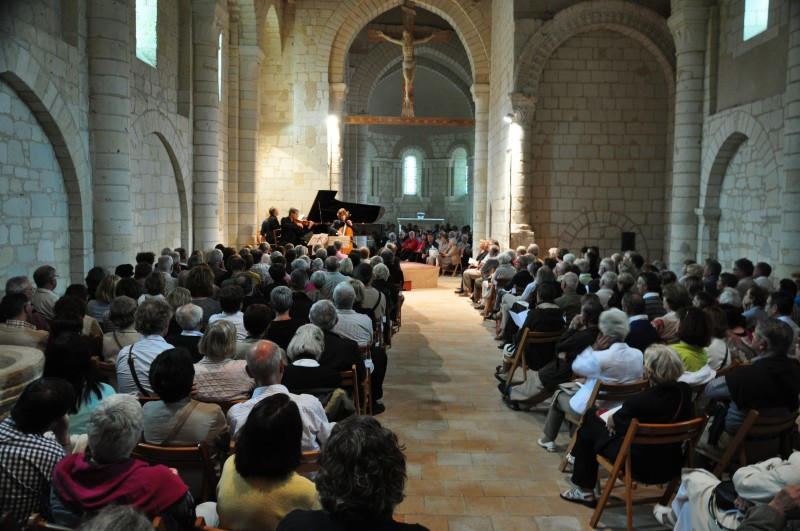 Eglise de Trèves-Cunault