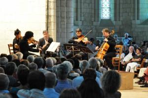 Quatuor ELLIPSE et Patrick MESSINA