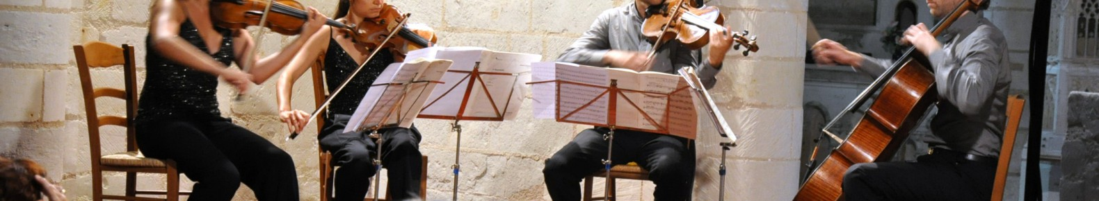 Quatuor a Cordes ALFAMA